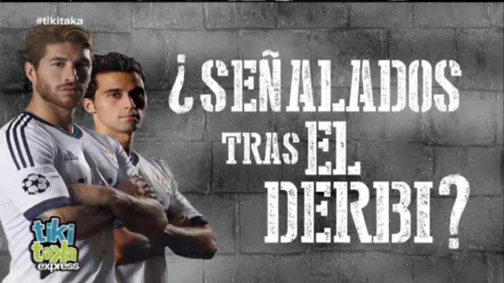 """Elías Israel: """"Parece sospechoso que Ancelotti deje a Ramos fuera en Champions"""""""
