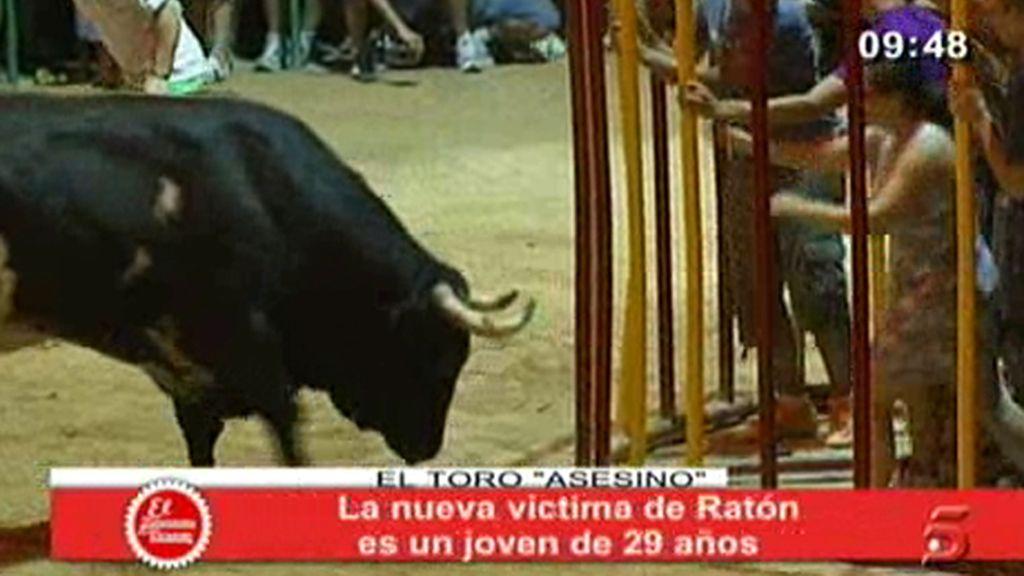 """El toro """"asesino"""" vuelve a matar"""