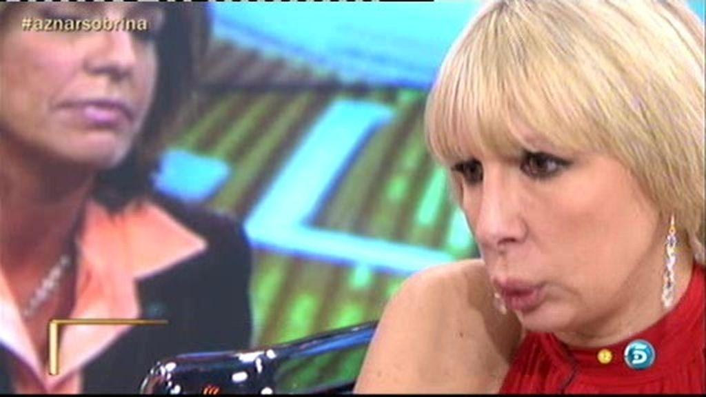 """Aran Aznar: """"Mi tía cuando llegó a la alcaldía dijo que no pidiésemos nada"""""""