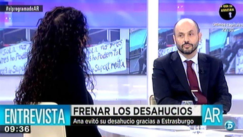 """César Pinto: """"El enfoque es que las instituciones no pueden dejar a alguien en la calle sin preocuparse"""""""
