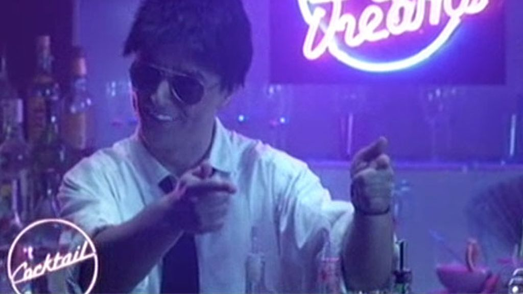 'Cocktail', con Tom Cruise