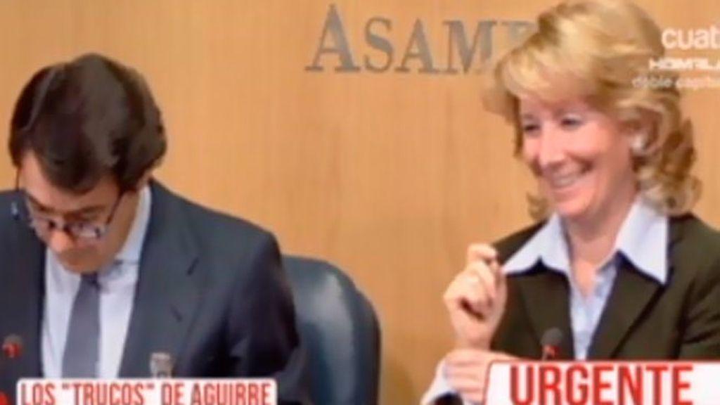 Aguirre podría haber fraccionado contratos para realizar adjudicaciones a dedo