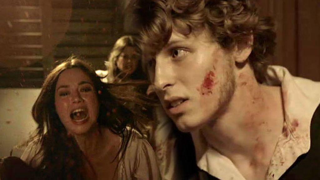 ¡Almudena y Nieves matan a Félix!