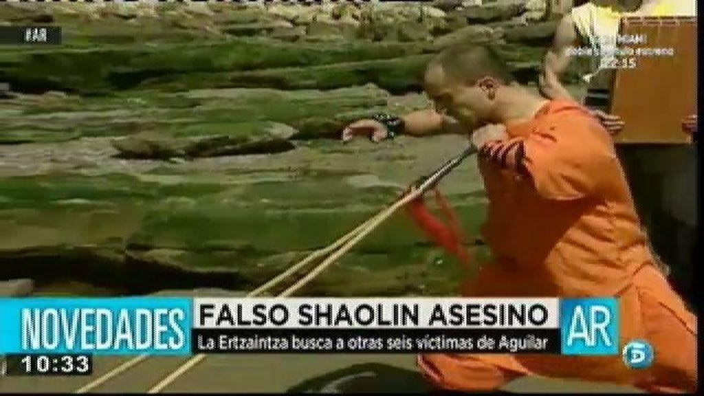 La Ertzaintza cree que Juan Carlos Aguilar pudo haber matado a otras seis personas