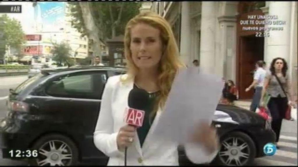 García Revenga sigue imputado