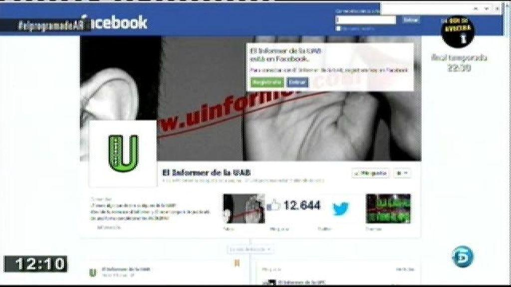 Informer, una página para publicar rumores