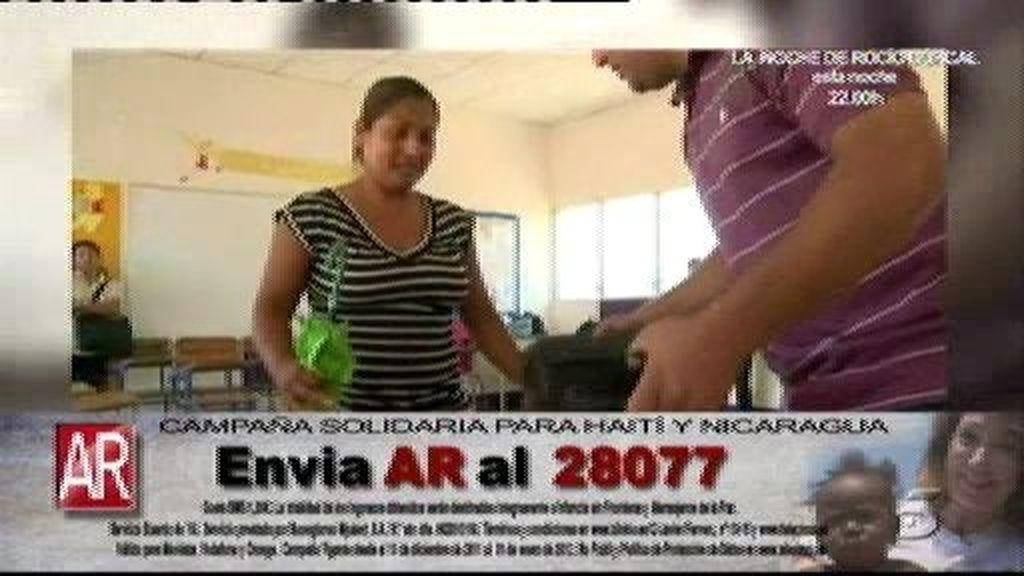Cocinas para Nicaragua