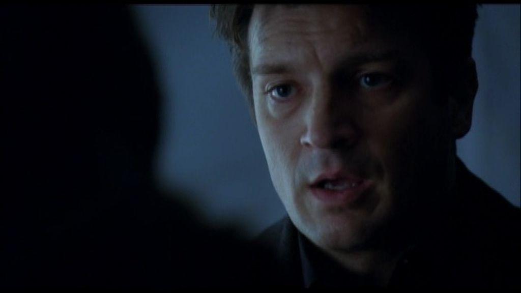Beckett deja a Castle sin palabras