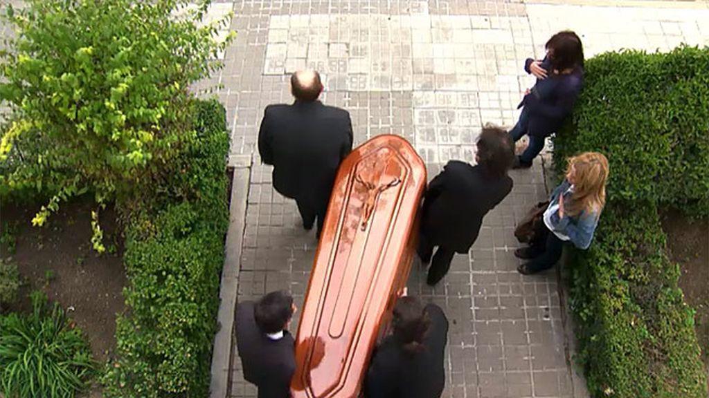 La madre de Lolo ha muerto