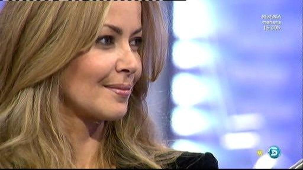 """Sofía Mazagatos: """"No echo de menos la televisión"""""""
