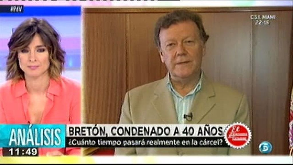 """Martin Caro: """"En cuanto se presentan los recursos el límite de la prisión preventiva es la mitad de la pena impuesta"""""""
