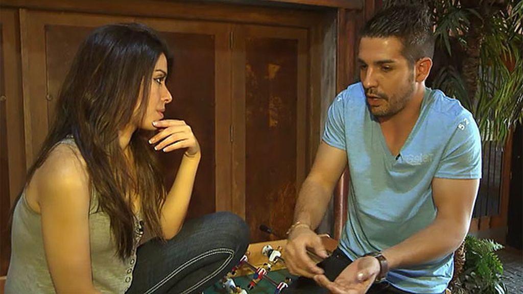 Cita Yasmina y Rafa (19/06/2013)