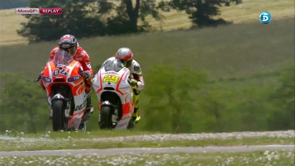 La Q1 de MotoGP en Mugello, a la carta
