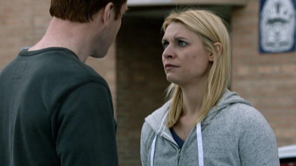 """Brody, a Carrie: """"Debes mantenerte lejos de mí y de mi familia"""""""