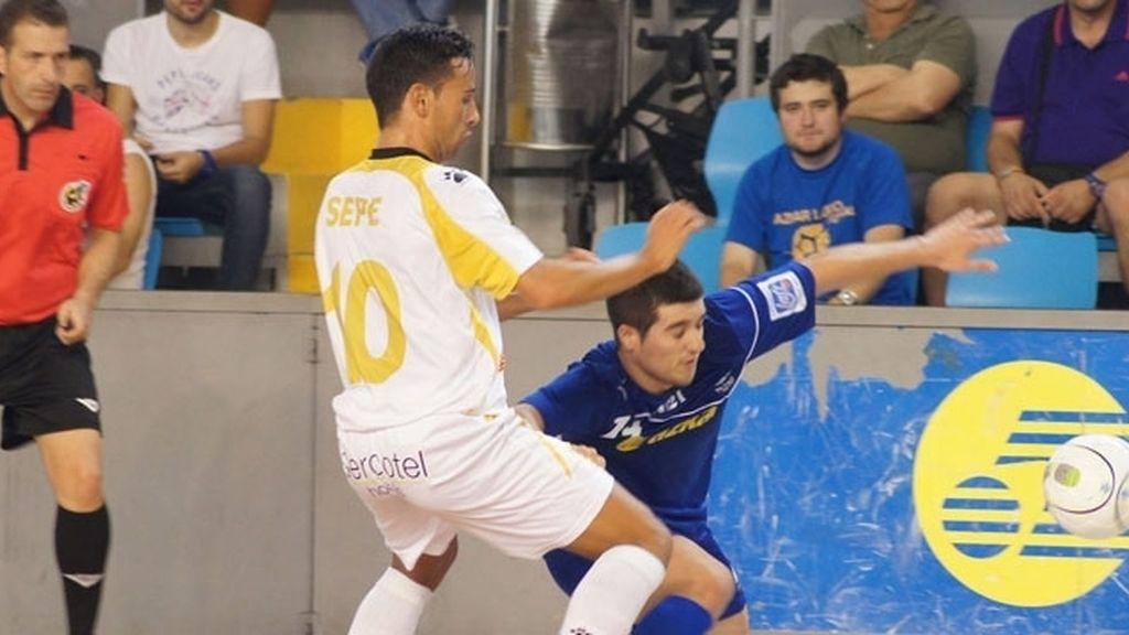 Marfil saca los tres puntos en Lugo (1-5)