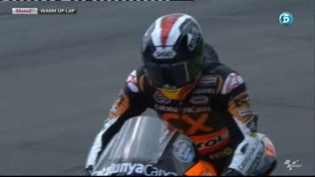 GP de Holanda: La carrera de Moto2