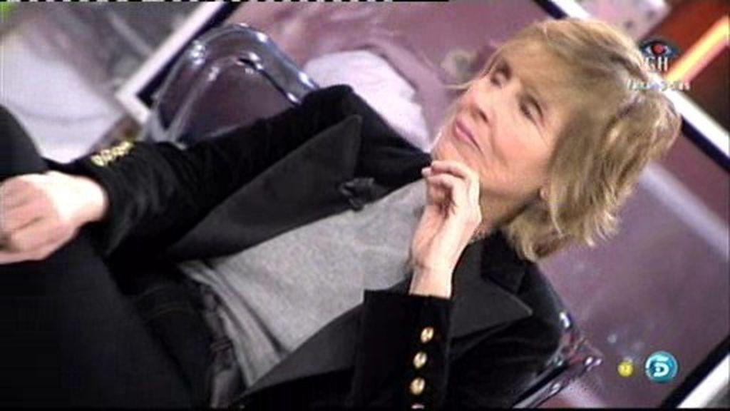 "Mercedes Milá: ""Matías siempre me gustó porque está muy bueno"""