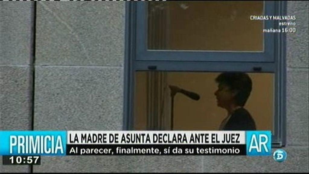 Las primeras imágenes de Rosario ante el juez, primicia en 'AR'