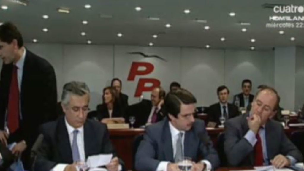 El PP olvidó declarar a Hacienda el pago de 8,2 millones a una empresa de Gürtel