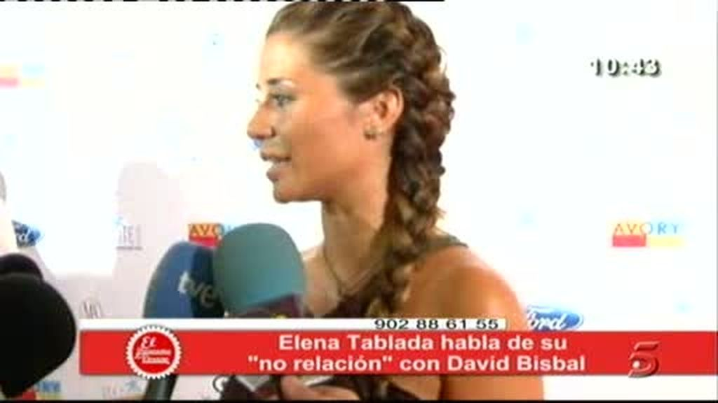 Elena Tablada, de cena solidaria