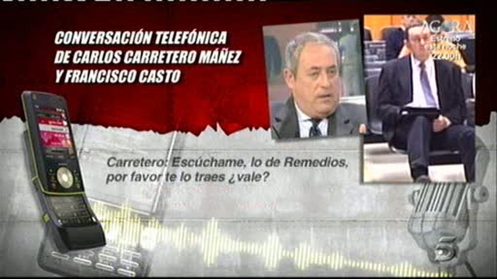 Escucha Carretero - Casto