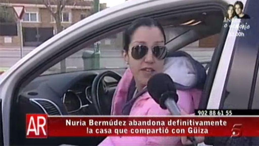 Nuria Bermúdez desahuciada