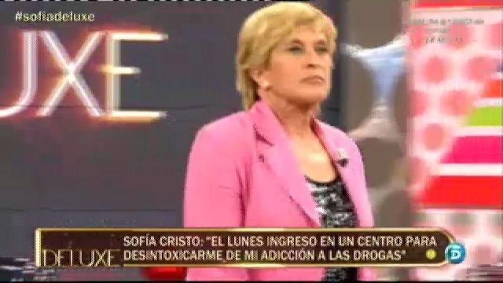 """Chelo, a Sofía: """"Quiero pedirte perdón por no haber estado pendiente de ti"""""""