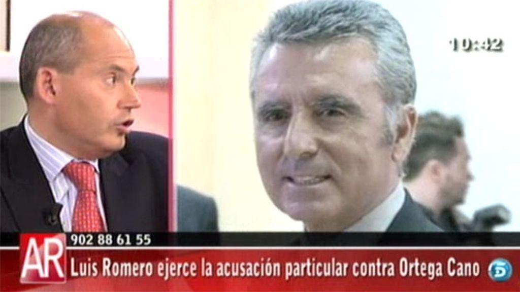 """Luis Romero, abogado de la familia Parra: """"El señor Ortega Cano bebió y bebió mucho"""""""