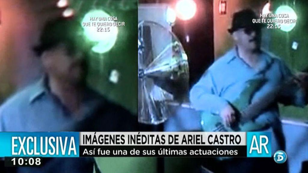 'AR' ofrece en exclusiva las imágenes nunca vistas de Ariel Castro, el secuestrador de Cleveland