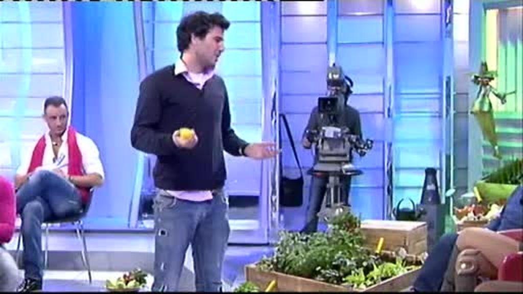 Arantxa, premio limón