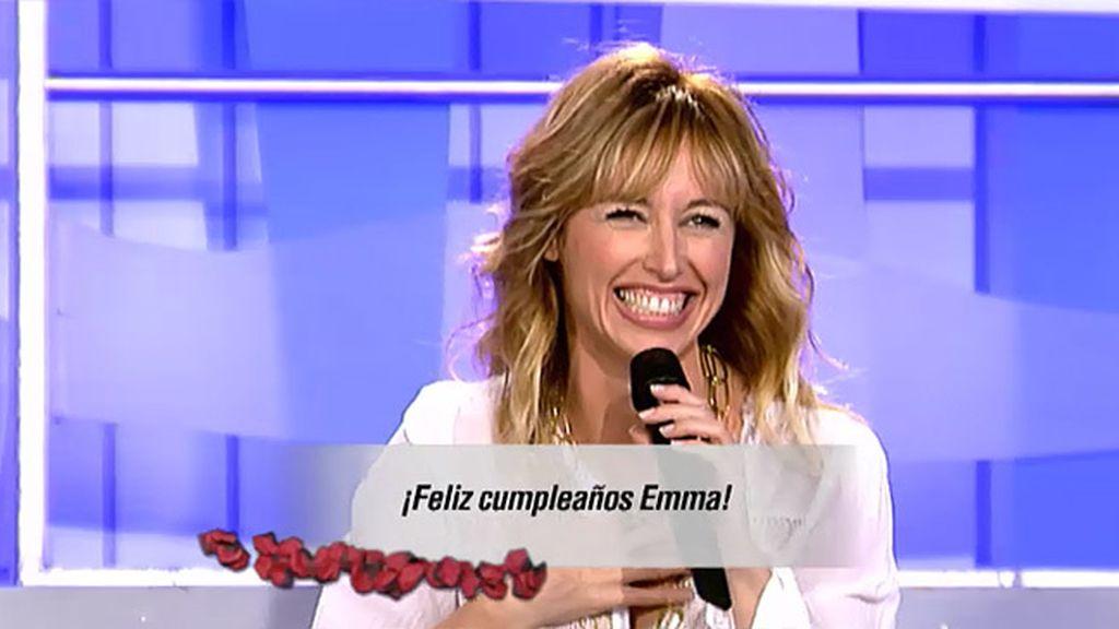 ¡Feliz cumpleaños Emma!