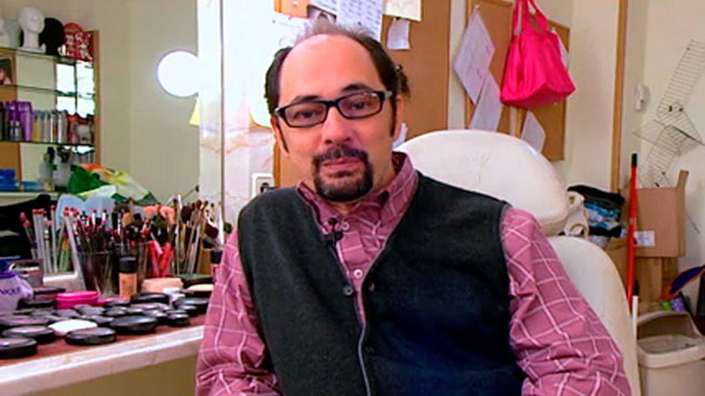 """Jordi Sánchez, sobre Mariví: """"Era una persona muy muy muy especial"""""""
