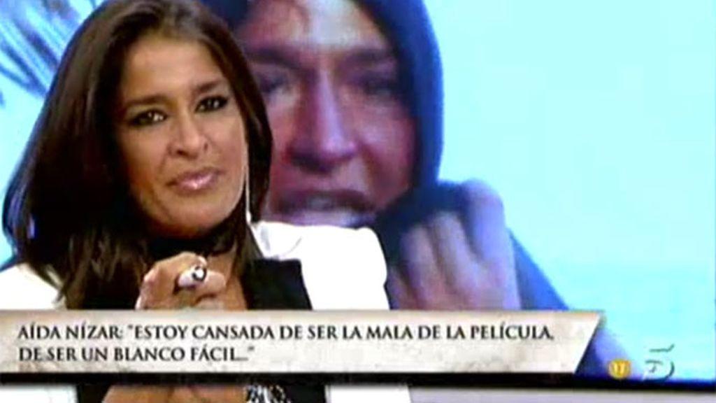 Aída contra Raquel Bollo