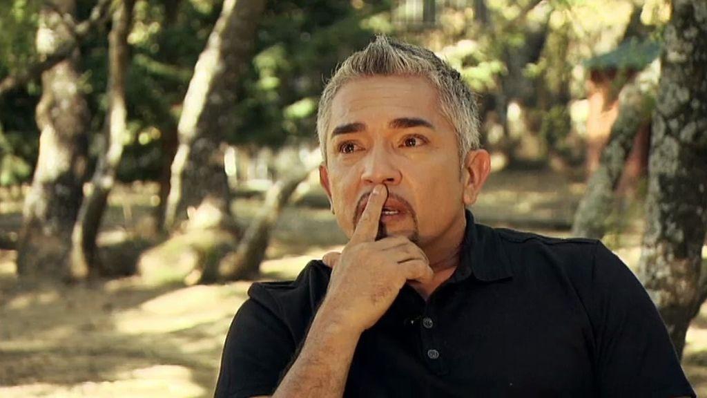 César Millán llora de emoción