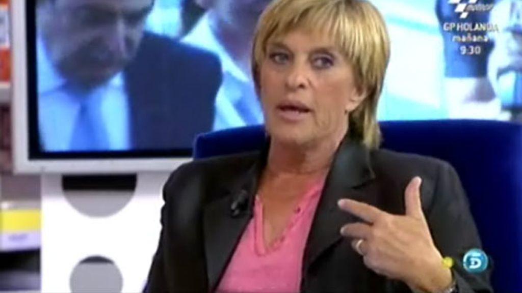 Isabel Pantoja gana un juicio a El Mundo
