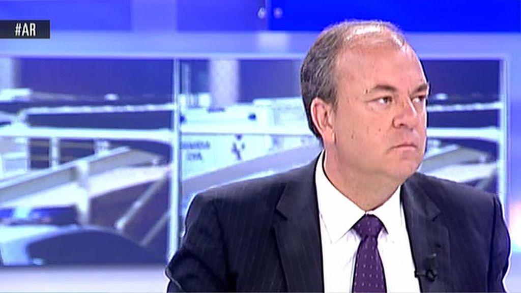 """José Antonio Monago: """"El PP no sabe de la misa la mitad de lo que pudiera haber hecho Bárcenas"""""""