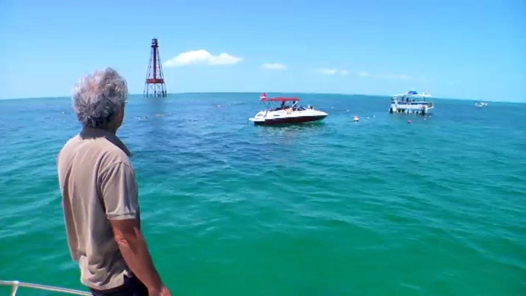 Los Cayos, el sueño de un pescador