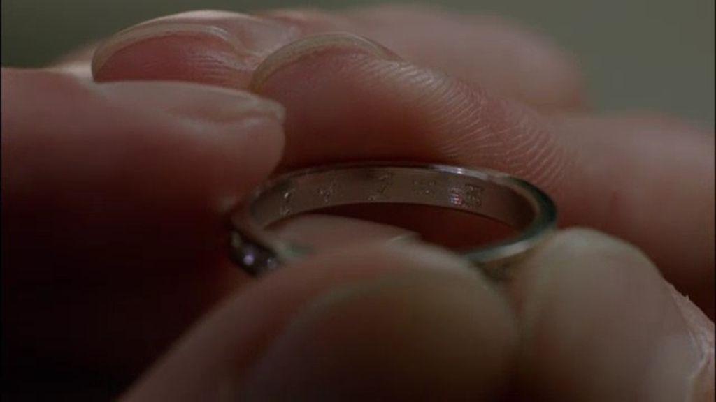 El anillo de Sarah