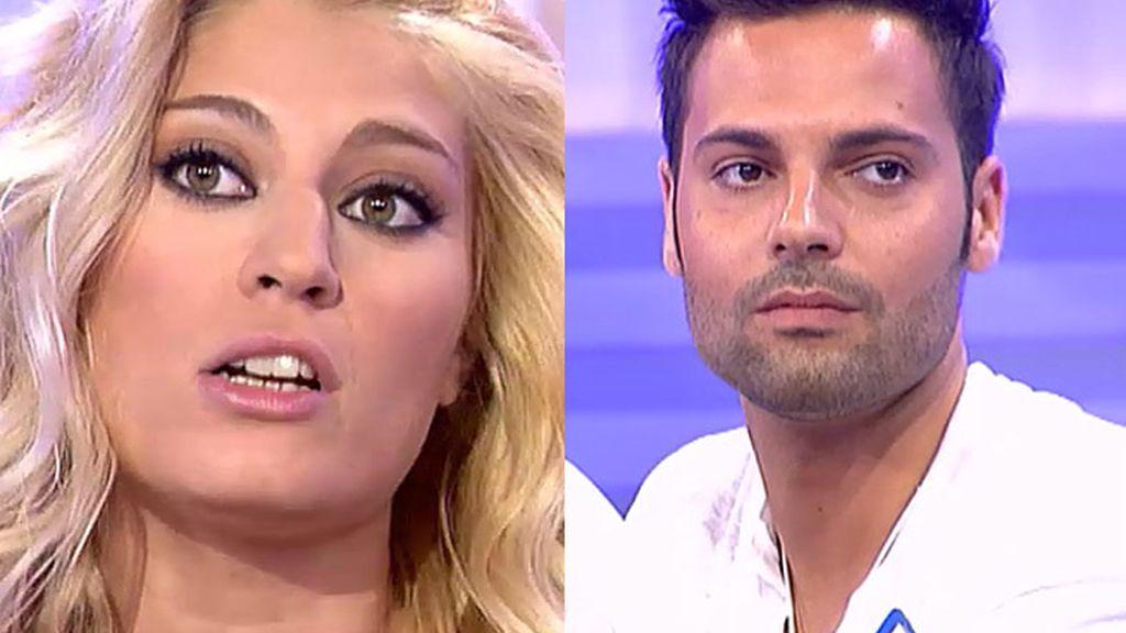 """Ainhoa: """"José David es más paradito"""""""