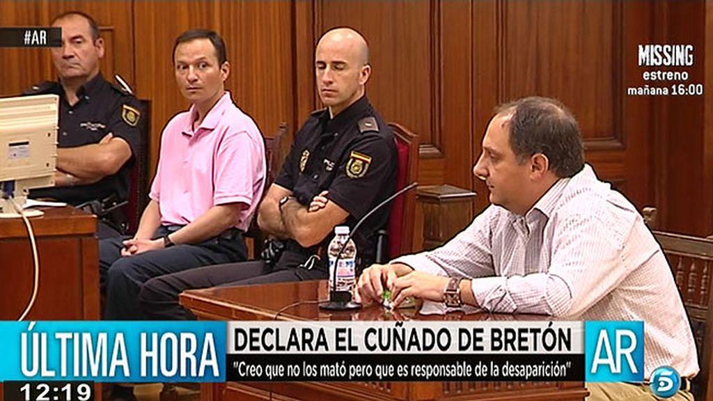 """José Ortega, cuñado de Bretón: """"No creo que haya matado a los niños pero creo que está detrás de la desaparición"""""""