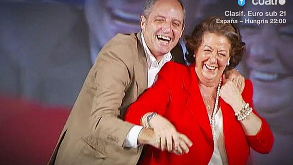 La empresa de 'Gürtel' identificaba a los miembros del PP valenciano con motes
