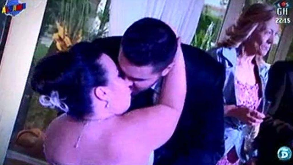 El banquete de boda de Chiqui y Borja