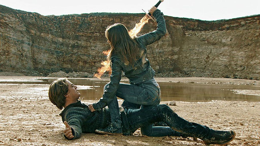 La lucha de Damián y Valeria