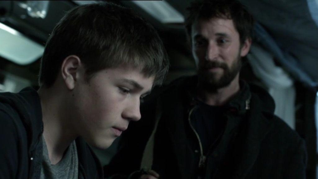 """Tom, a su hijo Ben: """"No tenemos más opción que seguir"""""""