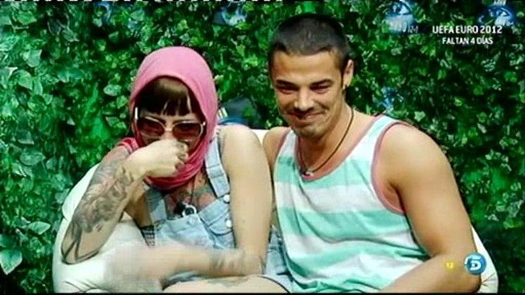 Michael y Ari piden su hora sin cámaras