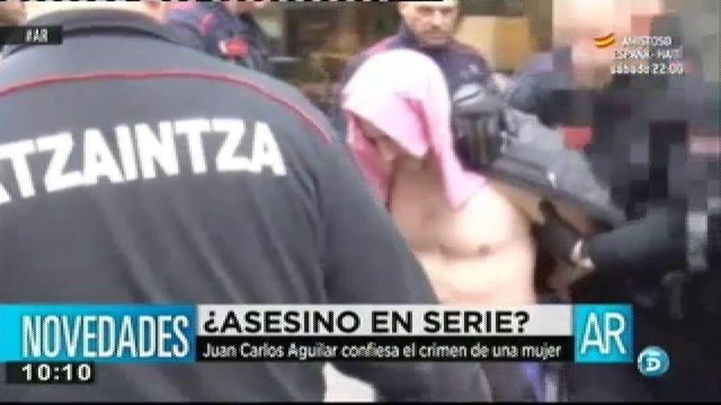 Juan Carlos Aguilar ha confesado que mató hace una semana a otra mujer
