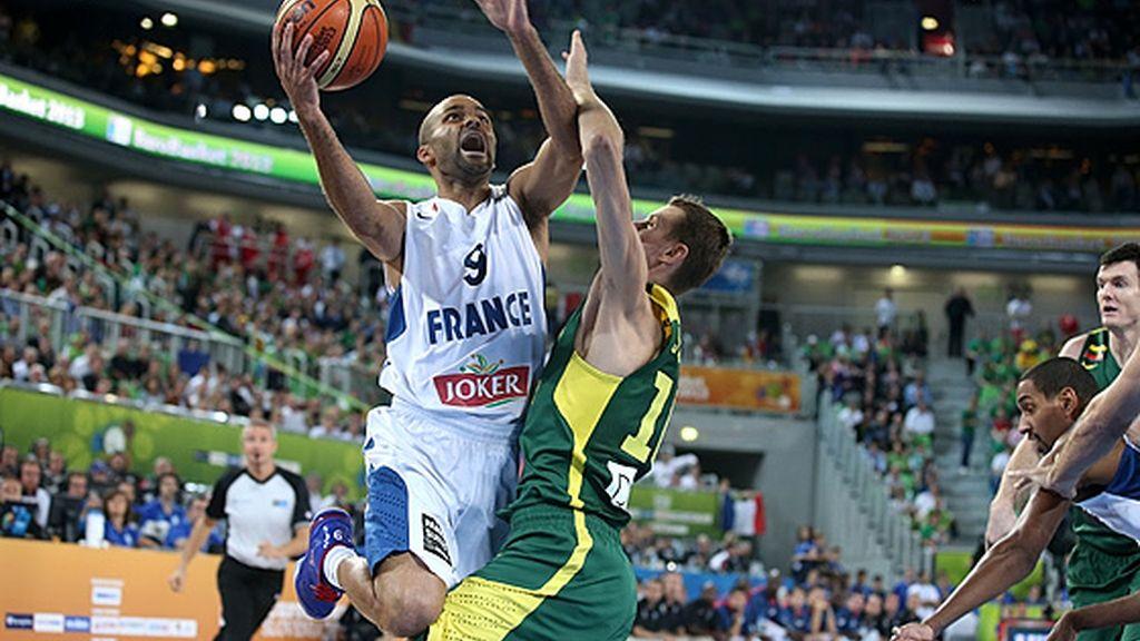 Francia pasa por encima de Lituania y se cuelga la medalla de oro (80-66)
