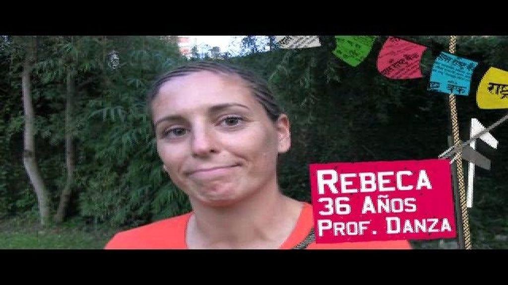Rebeca, en exclusiva para la web