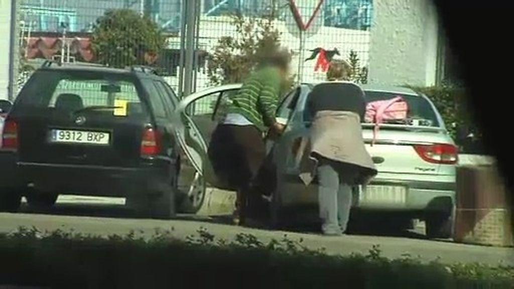 Intrusismo al volante