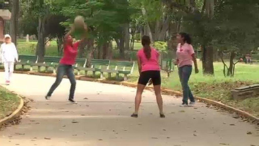 El Parque del Este, el más variopinto de Caracas